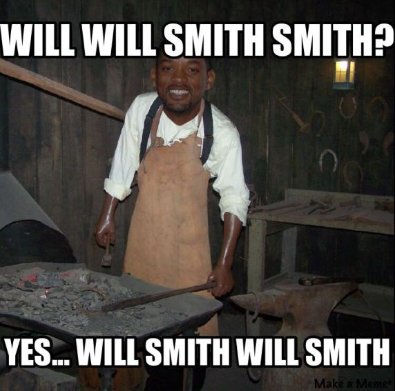 will smith meme